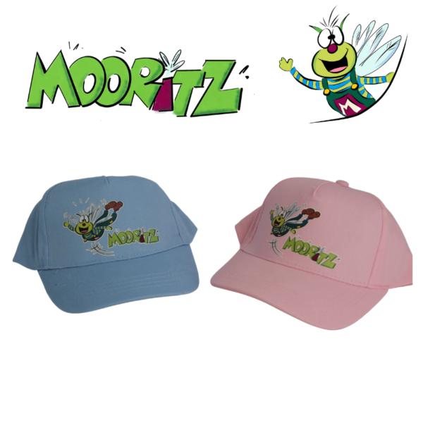 Mooritz Basecap duo
