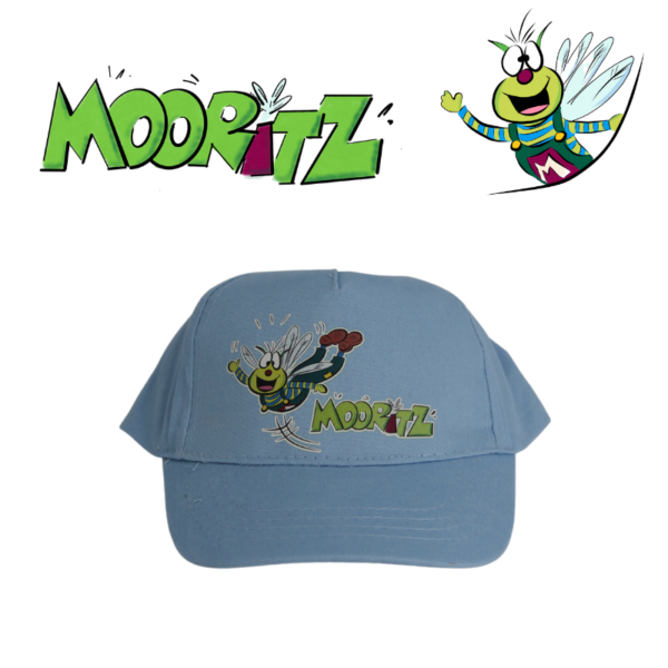 Mooritz Basecap blau