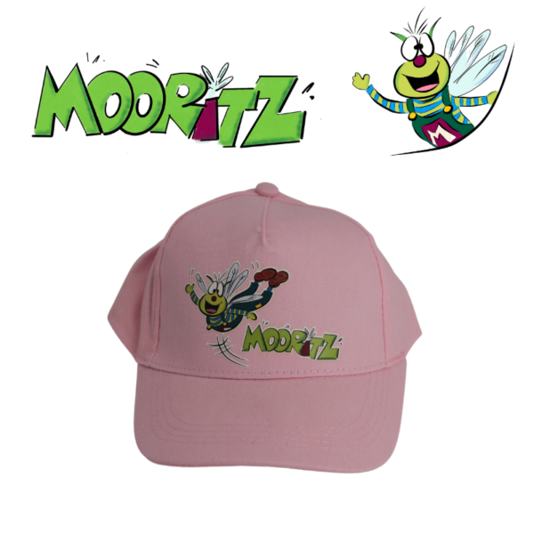 Mooritz Basecap pink