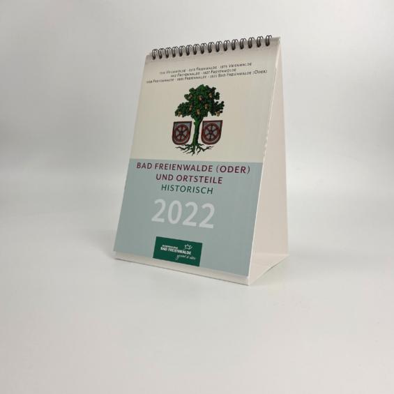 Tischkalender 2022 Bad Freienwalde